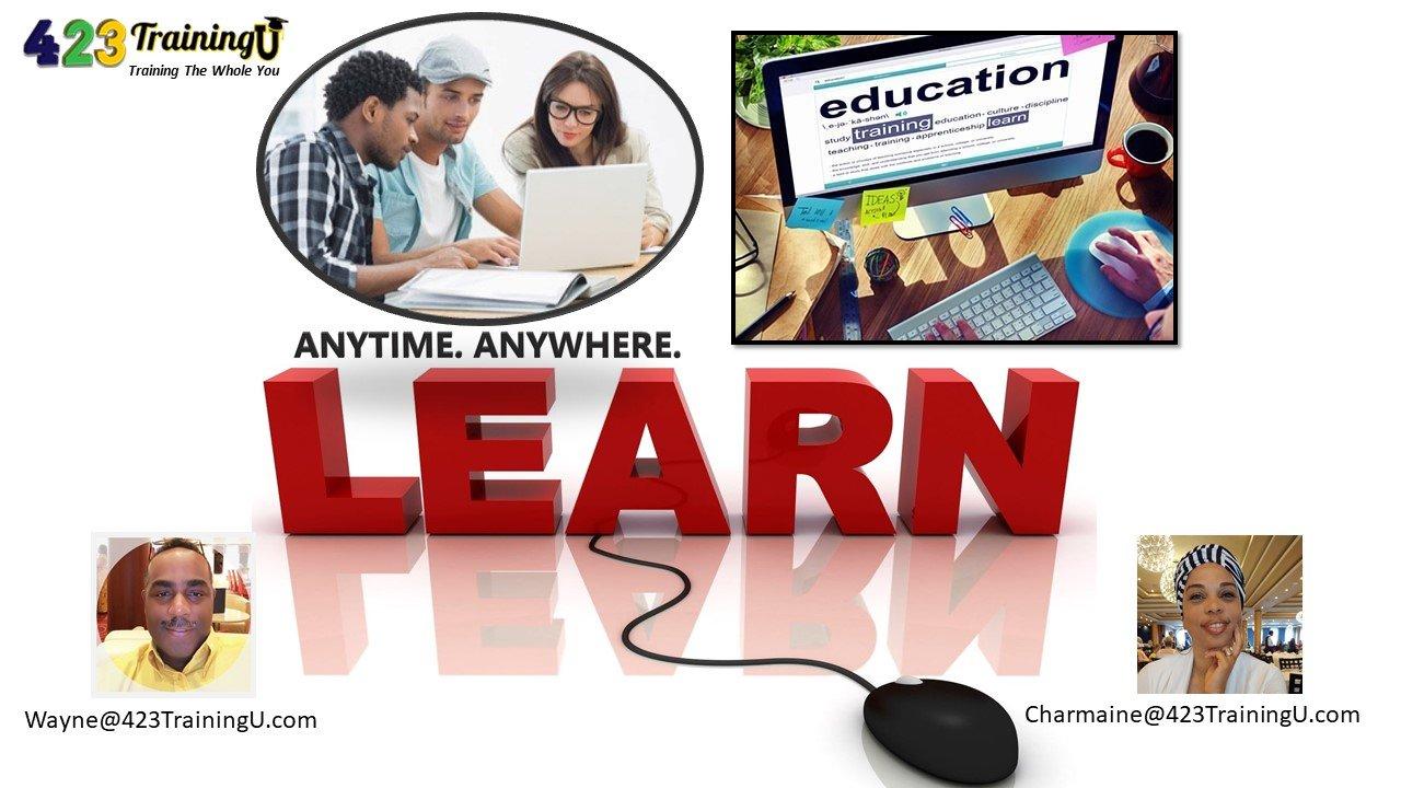 423TrainingU_e-learning